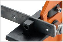 Guillotine for Metal - The MC013X Practical Punch and Shear Tool